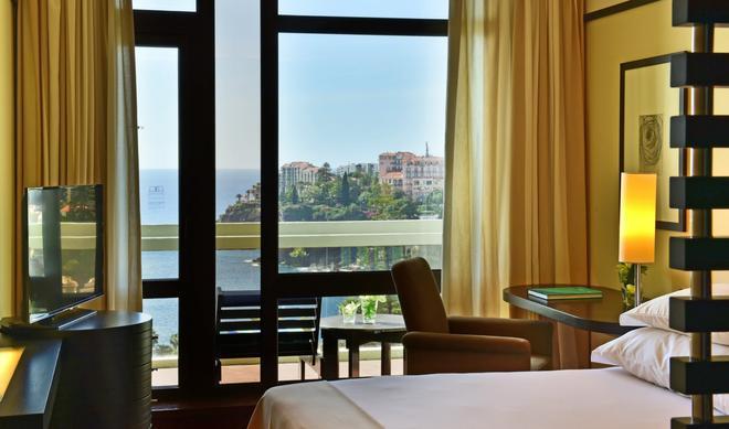 佩斯塔纳赌场公园酒店和赌场 - 丰沙尔 - 阳台
