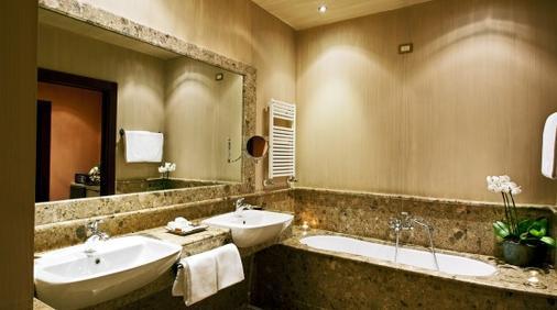 鲍尔帕拉迪欧温泉酒店 - 威尼斯 - 浴室
