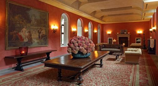 鲍尔帕拉迪欧温泉酒店 - 威尼斯 - 客厅