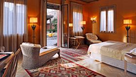 鲍尔帕拉迪欧温泉酒店 - 威尼斯 - 睡房