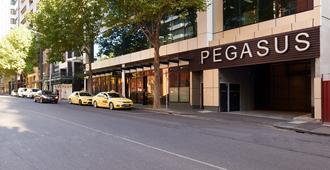 飞马公寓式酒店 - 墨尔本 - 建筑