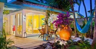 木板路精品酒店 - 棕榈滩 - 建筑
