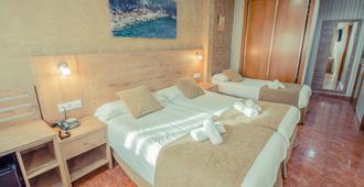 索利玛酒店 - 马拉加 - 睡房