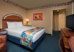 Disney's All-Star Music Resort - 博伟湖 - 睡房