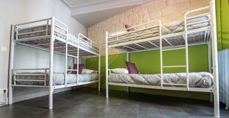蒙马特丽晶青年旅馆 - 巴黎 - 睡房