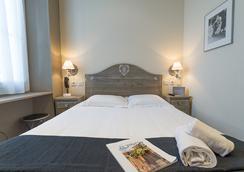 牛津戛纳酒店 - 戛纳 - 睡房