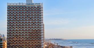 希律特拉维夫海滨酒店 - 特拉维夫 - 建筑