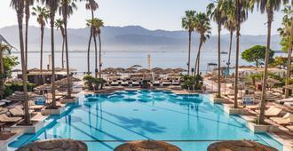 阿丽雅酒店 - 埃拉特 - 游泳池