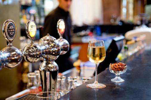 埃拉特莱昂纳多广场酒店 - 埃拉特 - 酒吧