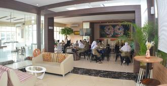 Smarthomm Hotel - 雅加达 - 餐馆