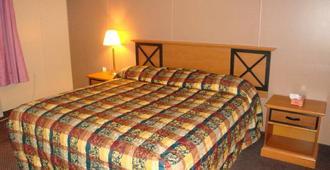 经济酒店 - 绿湾 - 睡房