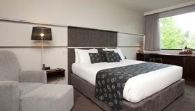 斯旺斯顿莱吉斯酒店 - 墨尔本 - 睡房