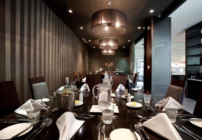 斯旺斯顿莱吉斯酒店 - 墨尔本 - 餐馆