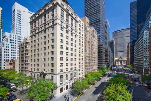 派克大街70号金普顿酒店 - 纽约 - 建筑