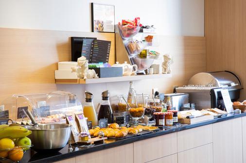 快乐文化伊纳斯酒店 - 图卢兹 - 自助餐