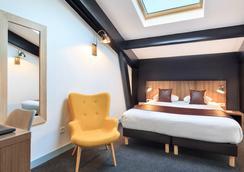 快乐文化伊纳斯酒店 - 图卢兹 - 睡房