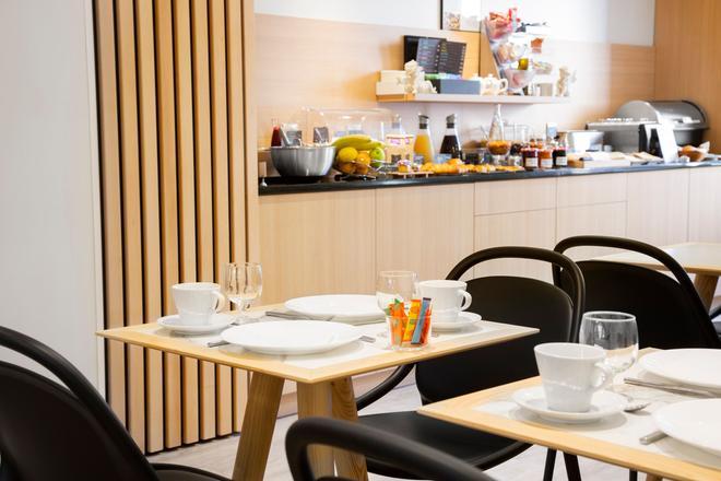 快乐文化伊纳斯酒店 - 图卢兹 - 餐厅