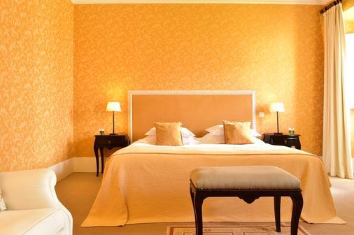 埃武拉波萨达康文特酒店 - 埃武拉 - 睡房