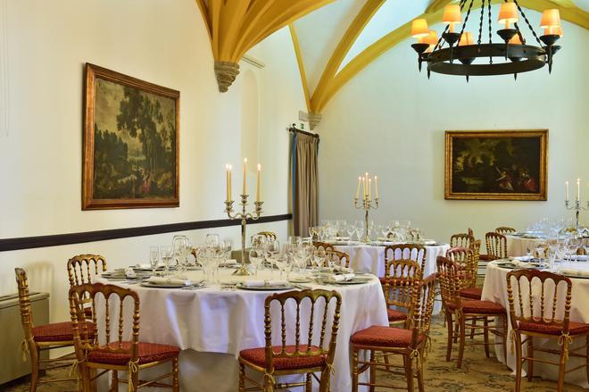 埃武拉修道院酒店-历史酒店 - 埃武拉 - 宴会厅