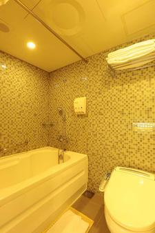 最佳西方精品国都酒店 - 首尔 - 浴室