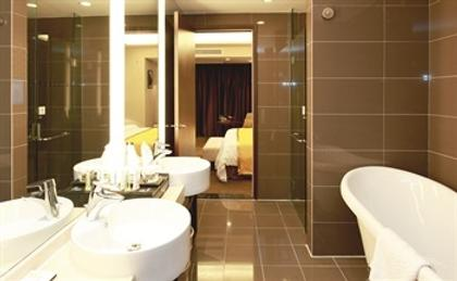 武汉纽宾凯鲁广国际酒店 - 武汉 - 浴室