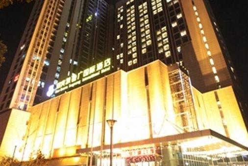 武汉纽宾凯鲁广国际酒店 - 武汉 - 建筑