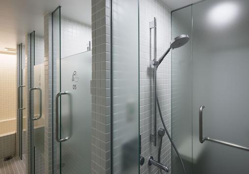 京都9小时客房 - 京都 - 浴室