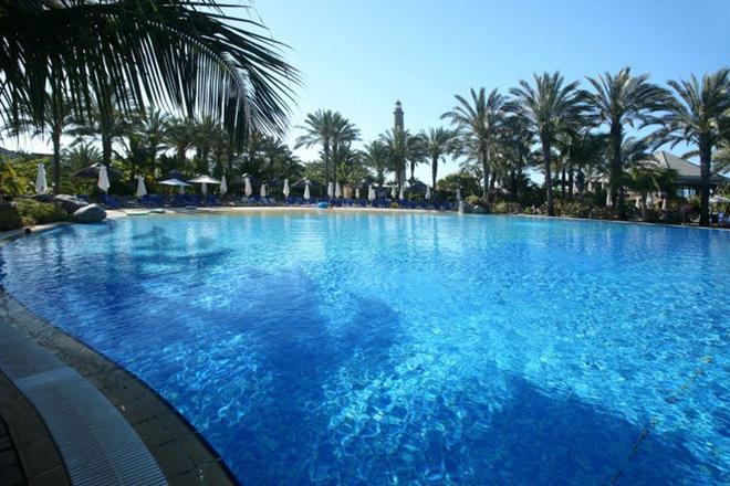 洛普森梅隆内拉斯海岸红珊瑚水疗赌场度假酒店 - 圣巴托洛梅 - 游泳池