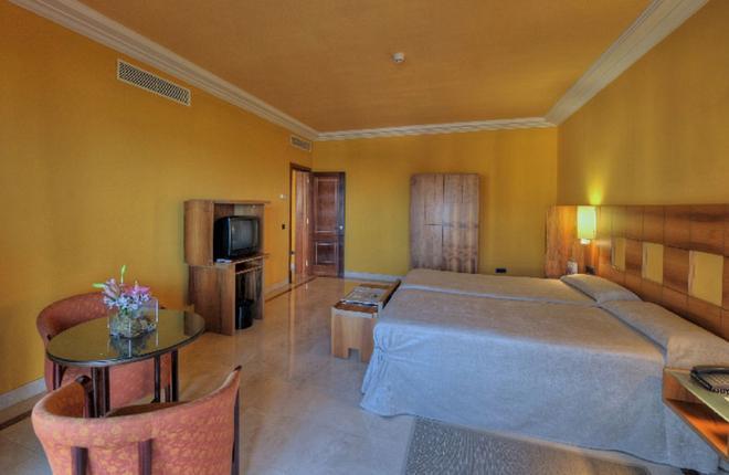 洛普森梅隆内拉斯海岸红珊瑚水疗赌场度假酒店 - 圣巴托洛梅 - 睡房