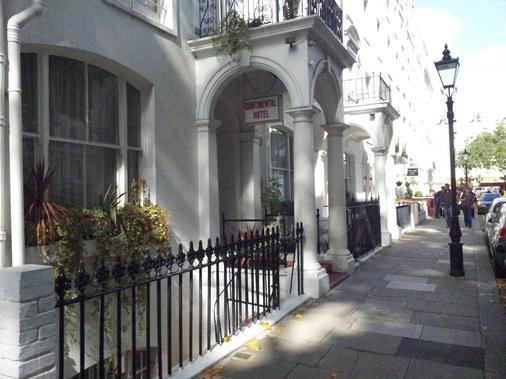 大陆酒店 - 伦敦 - 户外景观