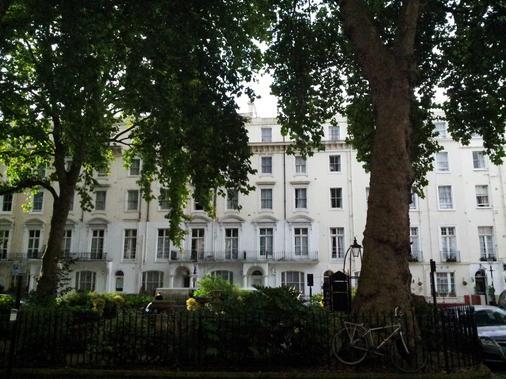 大陆酒店 - 伦敦 - 建筑