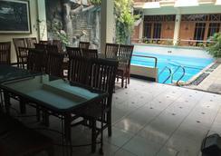 Cristalit Hotel - 日惹 - 餐馆