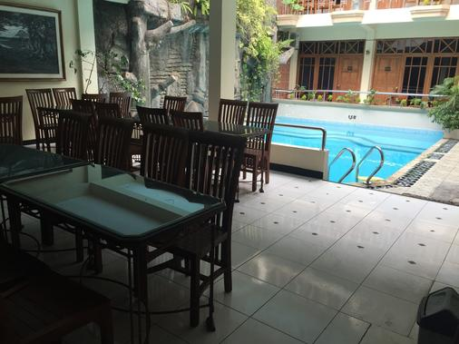 克里塔莉特酒店 - 日惹 - 餐馆