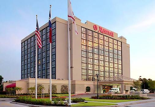 休斯顿霍比机场万豪酒店 - 休斯顿 - 建筑
