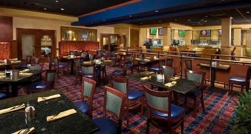 休斯顿霍比机场万豪酒店 - 休斯顿 - 酒吧