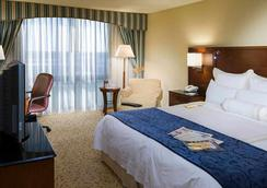 休斯顿霍比机场万豪酒店 - 休斯顿 - 睡房