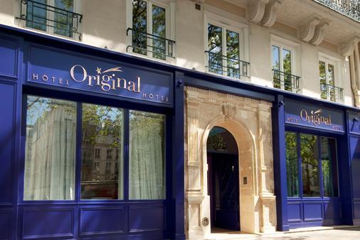 原始巴黎酒店 - 巴黎 - 建筑