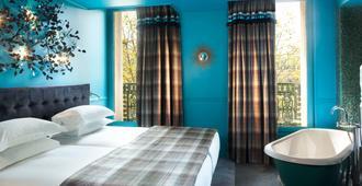 原始巴黎酒店 - 巴黎 - 睡房