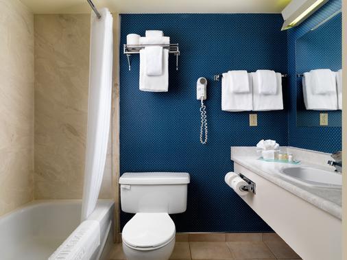 亨廷登庄园酒店 - 维多利亚 - 浴室