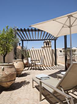 橘园别墅 - 罗莱夏朵酒店 - 马拉喀什 - 阳台