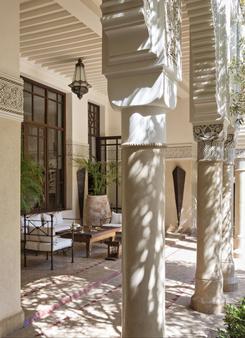 橘园别墅 - 罗莱夏朵酒店 - 马拉喀什 - 建筑
