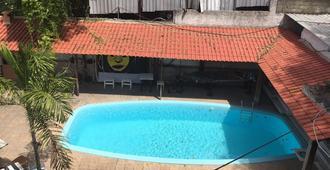 德尔安赫尔旅馆 - 里约热内卢 - 游泳池