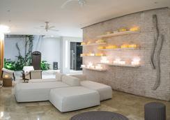 伯瓦达斯圣克拉拉精品酒店 - Cartagena - 水疗中心