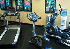 贝斯特韦斯特普勒斯行政旅馆 - 西雅图 - 健身房