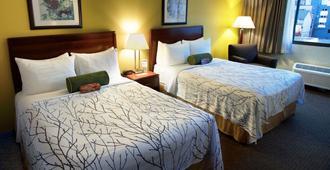 贝斯特韦斯特普勒斯行政旅馆 - 西雅图 - 睡房