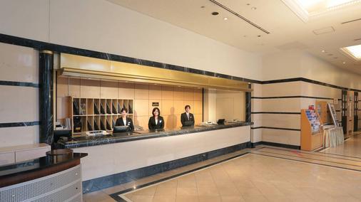 福冈运河城华盛顿酒店 - 福冈 - 柜台