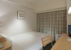 福冈运河城华盛顿酒店 - 福冈 - 睡房