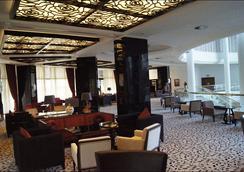 安塔利亚市中心里克瑟斯酒店 - 安塔利亚 - 大厅