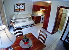 杜嘉班纳水滨套房酒店 - 珀拉什奇亚 - 客厅