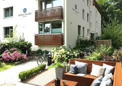 Hotel Ancora - 蒂门多弗施特兰德 - 户外景观